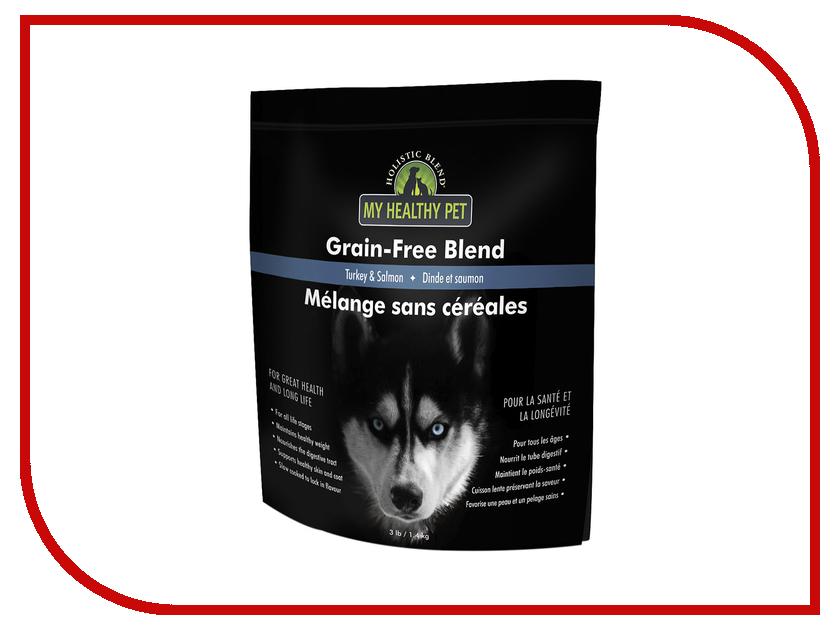 Корм Holistic Blend Индейка и лосось, беззерновой 1.4kg для собак 5-22103 blend blend bl203emhen93