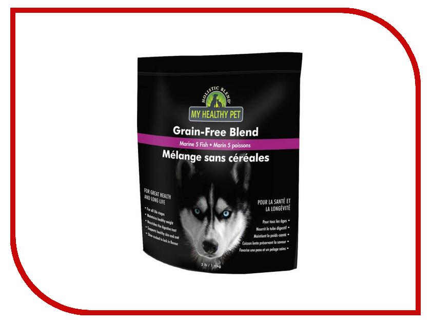 Корм Holistic Blend 5 рыб и морепродукты, беззерновой 1.4kg для собак 5-88111 blend blend bl203emhen93