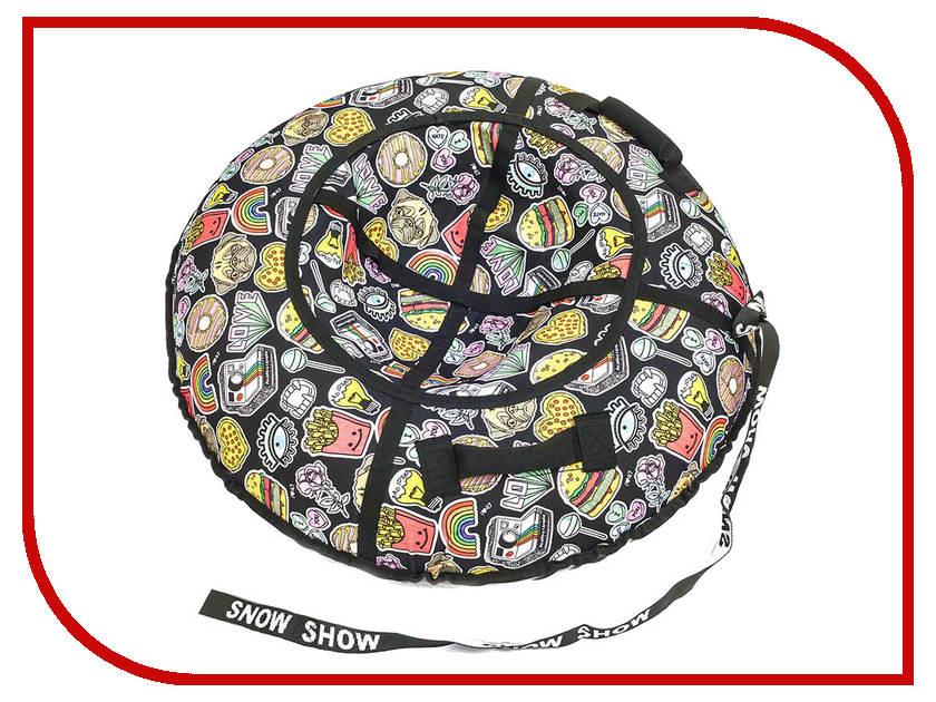 Тюбинг SnowShow Стандарт 90cm Фолловер тюбинг snowshow элит 120cm light green silver