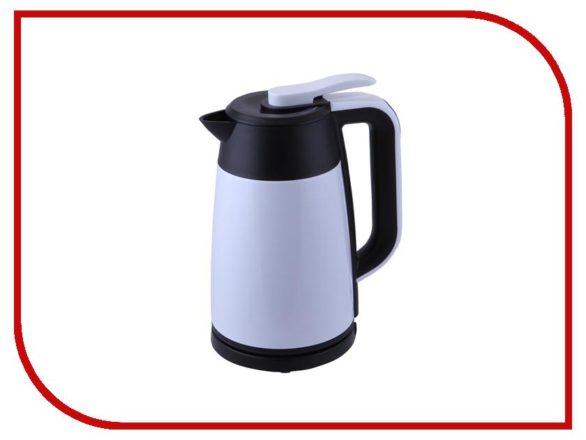 Чайник Kitfort KT-620-1 White kitfort kt 514 1 blue стеклоочиститель