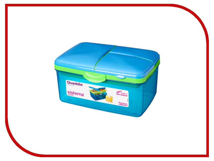 Ланч-бокс Sistema Lunch 2L 3970С6