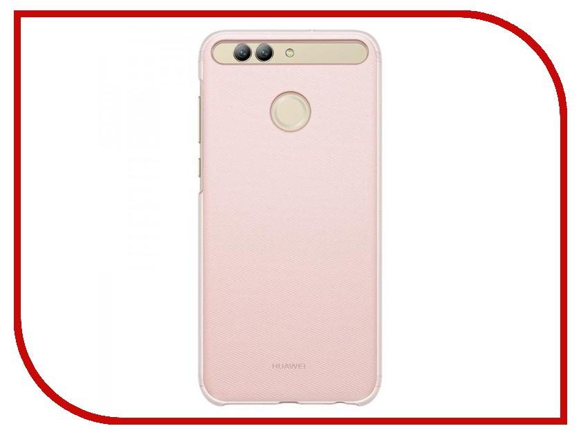Аксессуар Чехол Huawei Nova 2 Plus Pink 51992025 аксессуар чехол huawei nova zibelino classico black zcl hua nov blk