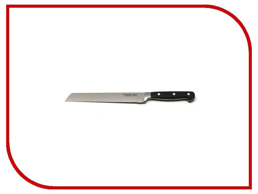 Нож Atlantis 24103-SK - длина лезвия 200мм ножовка gross 24103