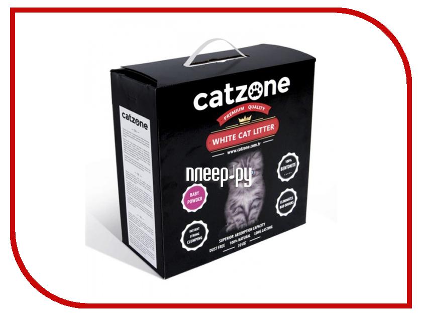 Наполнитель Catzone Baby Powder 10kg CZ009