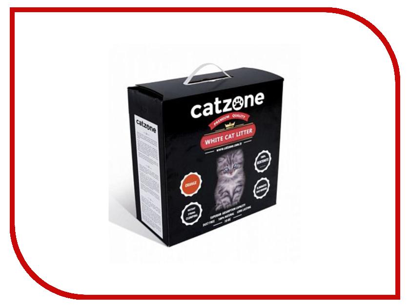 Наполнитель Catzone Orange 10kg CZ018
