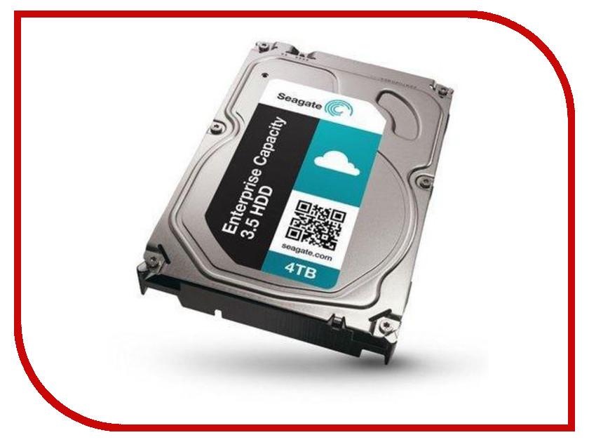 Жесткий диск 4Tb - Seagate ST4000NM0025 жесткий диск 4tb seagate st4000vm000 video 3 5