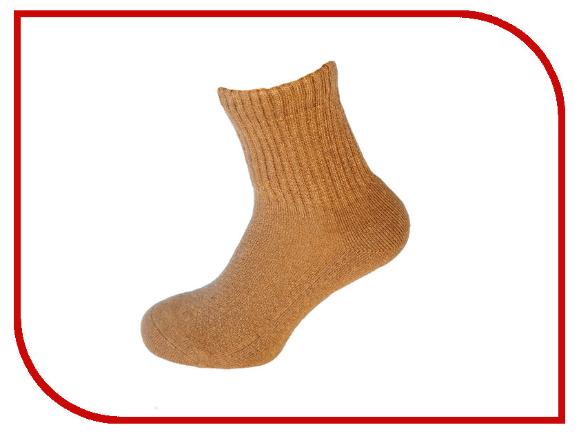 Носки Big Game Camel Wool 825579_2 (35-36) Light Brown camel productions