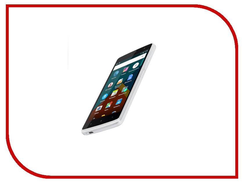 Сотовый телефон Haier T50 White смартфон haier t50 black
