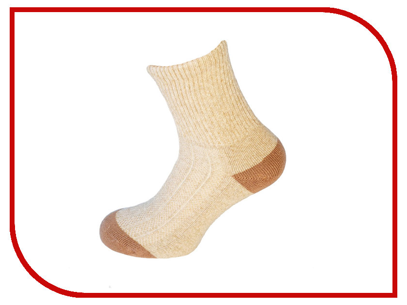 Носки Big Game Camel Wool 825579_1 (37-39) Beige-Light Brown