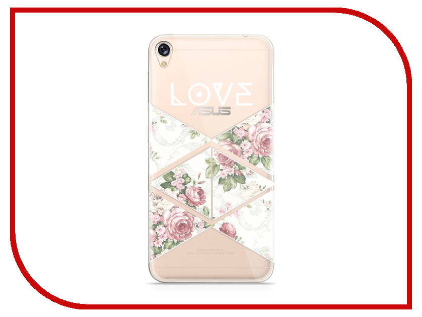 Аксессуар Чехол Asus ZenFone Live ZB501KL With Love. Moscow Silicone Love 2 5959 faithless live in moscow