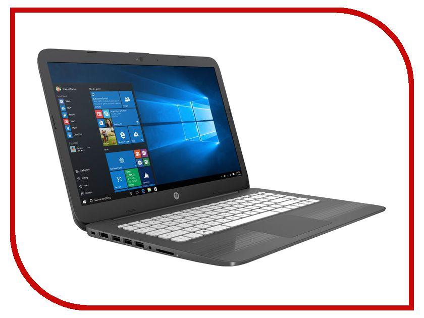 Ноутбук HP Stream 14-ax010ur 1TQ82EA (Intel Celeron N3050 1.6 GHz/4096Mb/32Gb/No ODD/Intel HD Graphics/Wi-Fi/Bluetooth/Cam/14.0/1366x768/Windows 10 64-bit)