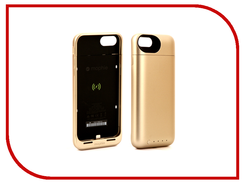 Аксессуар Чехол-аккумулятор Mophie Juice Pack Air 2525 mAh для APPLE iPhone 7 Gold 3968 чехол аккумулятор