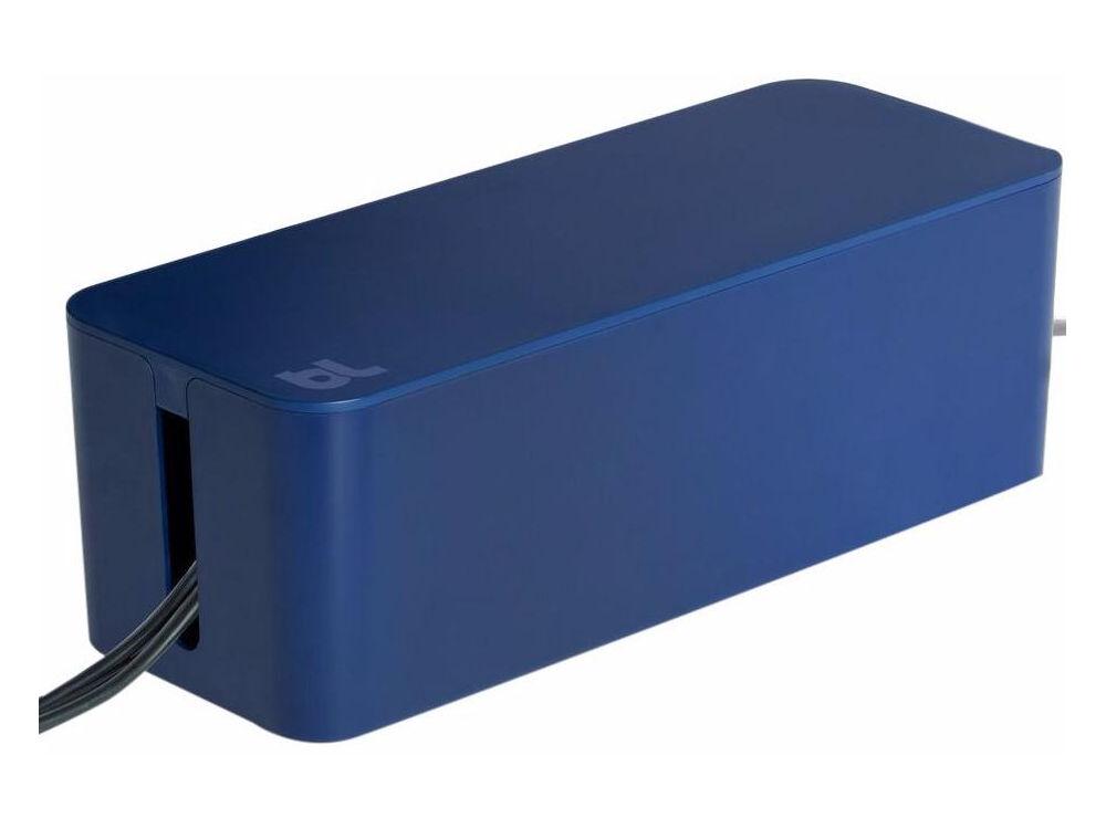 Короб Bluelounge CableBox Blue CB-01-MB сумка для ноутбуков bluelounge sleeve macbook13 ipad