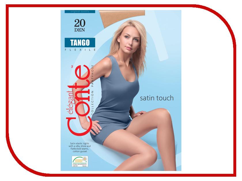 Колготки Conte Tango размер 3 плотность 20 Den Natural tango