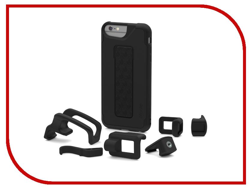 Фотонабор Olloclip Studio для APPLE iPhone 6/6s Plus Black OC-0000169-EU aukey detachable autofocus olloclip iphone telephoto lens