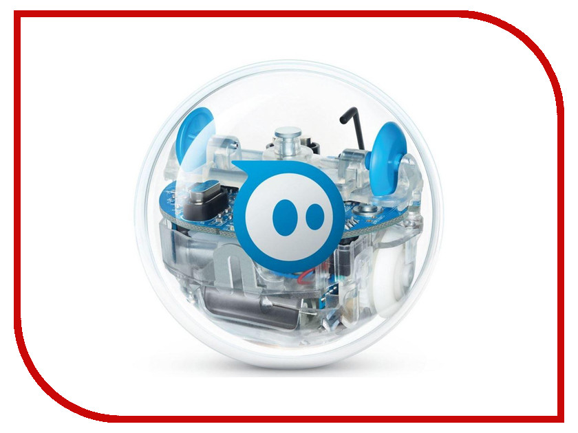 Игрушка Sphero SPRK+ Transparent K001ROW-1