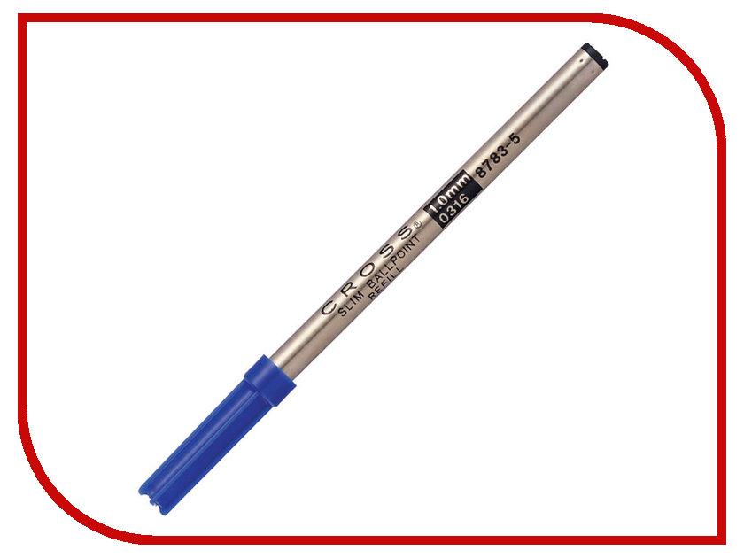 Аксессуар Cross Blue 8783-5 - стержень шариковый