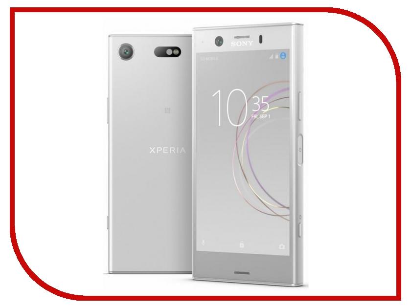 Сотовый телефон Sony G8441 Xperia XZ1 Compact Silver цена sony a850