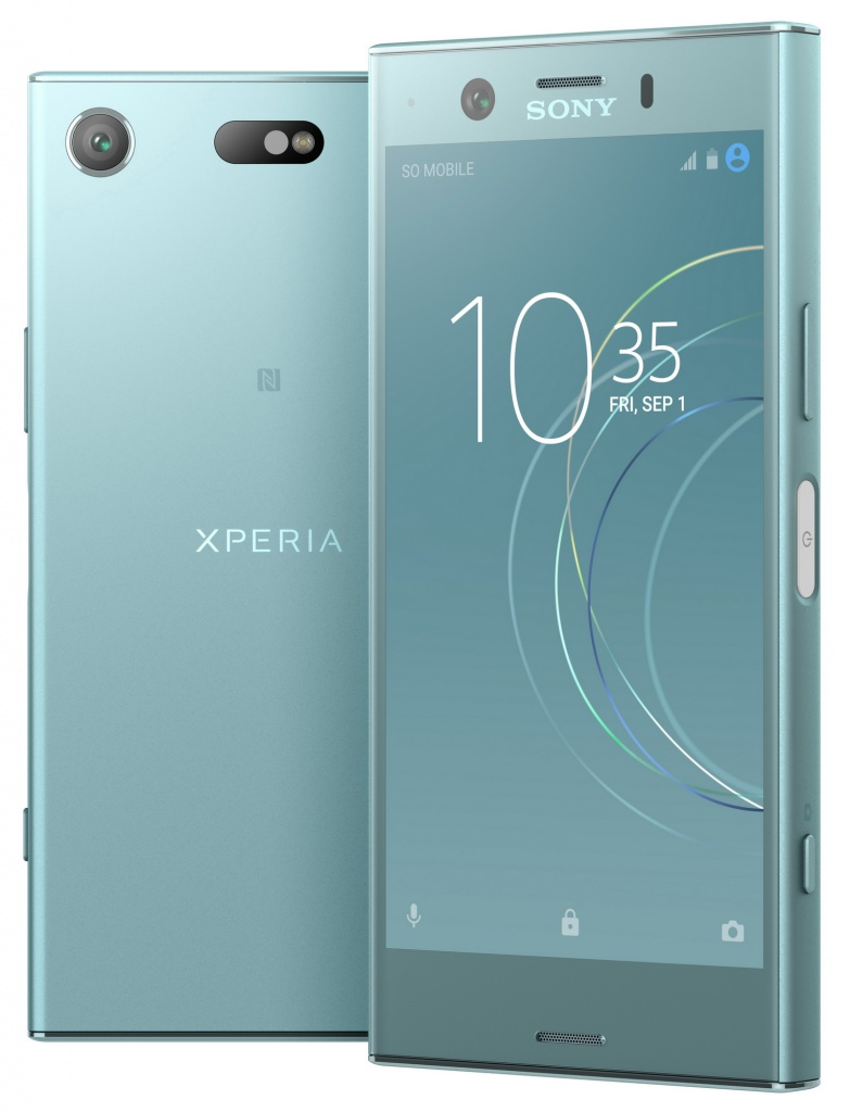 все цены на Сотовый телефон Sony G8441 Xperia XZ1 Compact Blue онлайн
