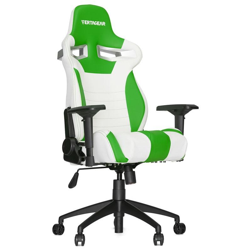 Компьютерное кресло Vertagear Racing Series S-Line SL4000 White-Green