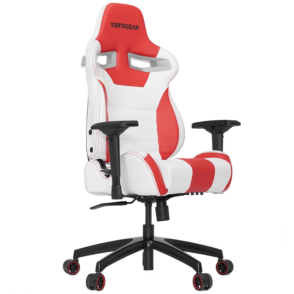 Компьютерное кресло Vertagear Racing Series S-Line SL4000 White-Red