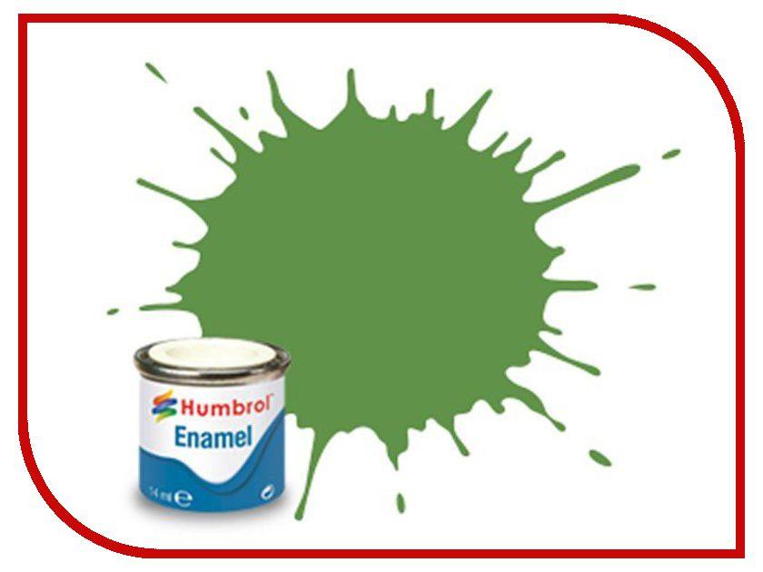 Краска Humbrol №1325 Transparent Green AC6061