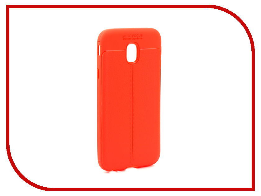 Аксессуар Чехол Samsung SM-J330 Galaxy J3 2017 Activ The Ultimate Experience Leather Red 75635 аксессуар чехол samsung galaxy a3 2017 sm a320 activ t leather blue 71565