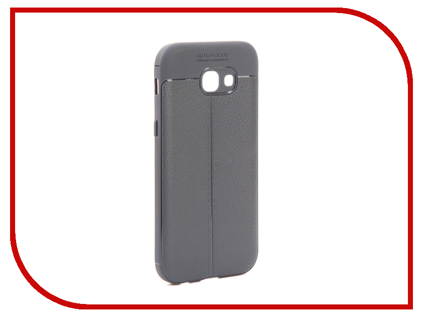 Аксессуар Чехол Samsung SM-A520 Galaxy A5 2017 Activ The Ultimate Experience Leather Blue 75631 аксессуар чехол накладка micromax canvas viva a106 activ silicone black mat 46857