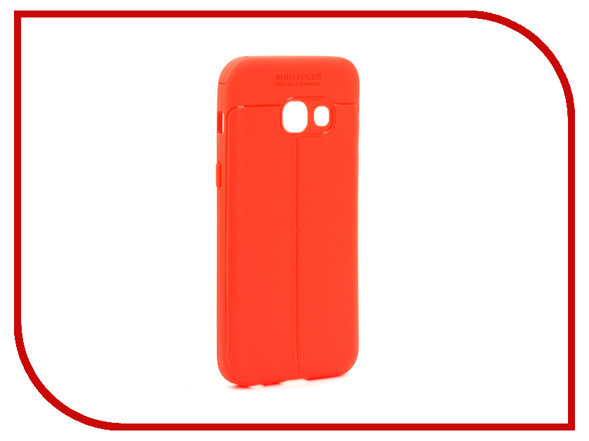 Аксессуар Чехол Samsung SM-A320 Galaxy A3 2017 Activ The Ultimate Experience Leather Red 75629 аксессуар чехол samsung galaxy a3 2017 sm a320 activ t leather blue 71565