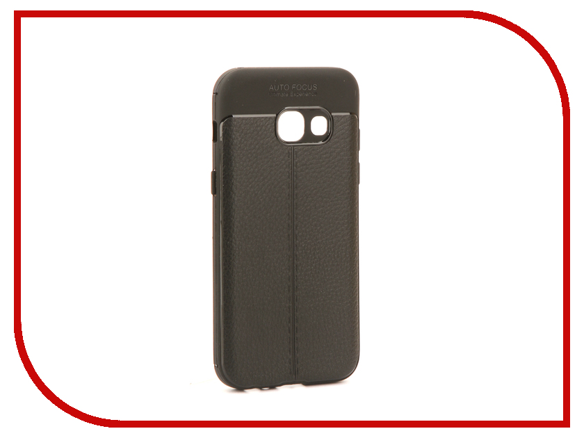 все цены на  Аксессуар Чехол Samsung SM-A320 Galaxy A3 2017 Activ The Ultimate Experience Leather Black 75627  онлайн