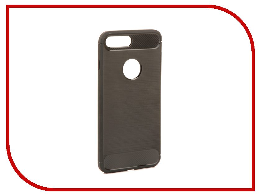 Аксессуар Чехол Activ The Ultimate Experience Carbon для APPLE iPhone 7 Plus/8 Plus Black 75609 аксессуар чехол activ t leather для apple iphone 6 plus brown 71557