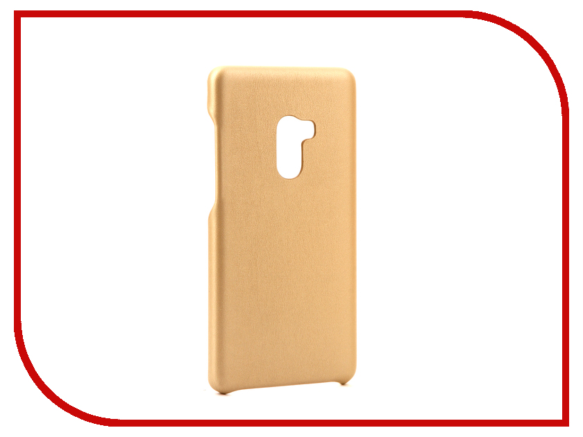 Аксессуар Чехол Xiaomi Mi Mix 2 G-Case Slim Premium Gold GG-892