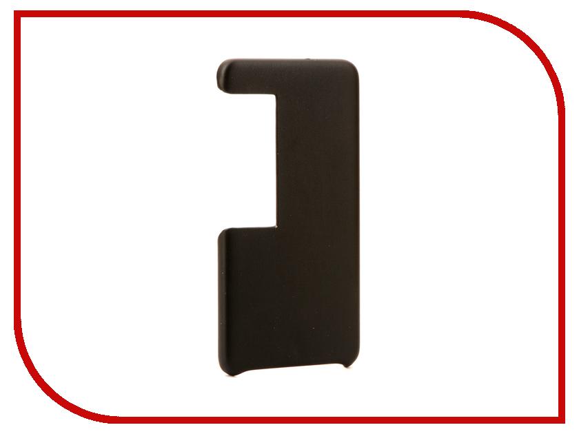 Аксессуар Чехол для Meizu Pro 7 G-Case Slim Premium Black GG-875