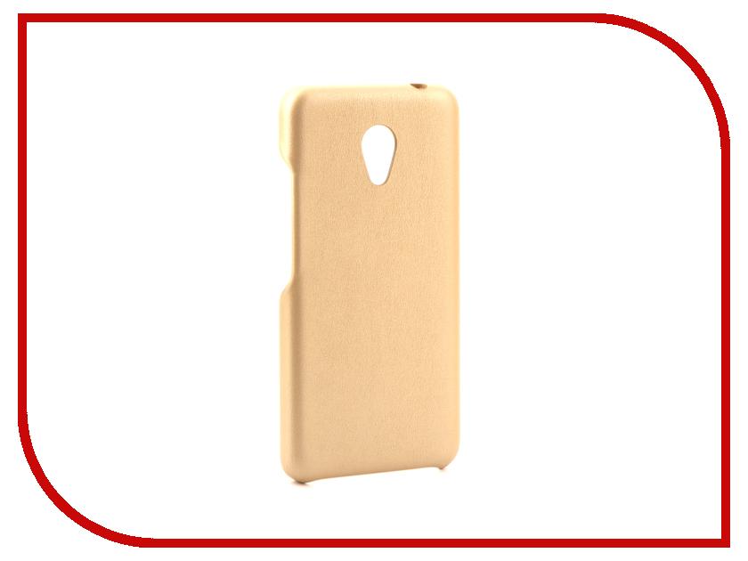 Аксессуар Чехол Meizu M5c G-Case Slim Premium Gold GG-874 defender eagle 874