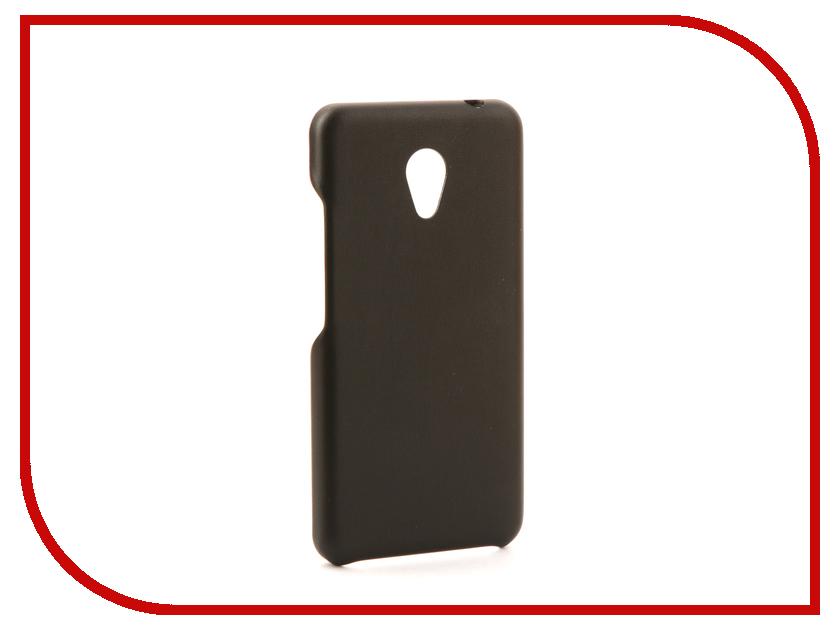 Аксессуар Чехол для Meizu M5c G-Case Slim Premium Black GG-873