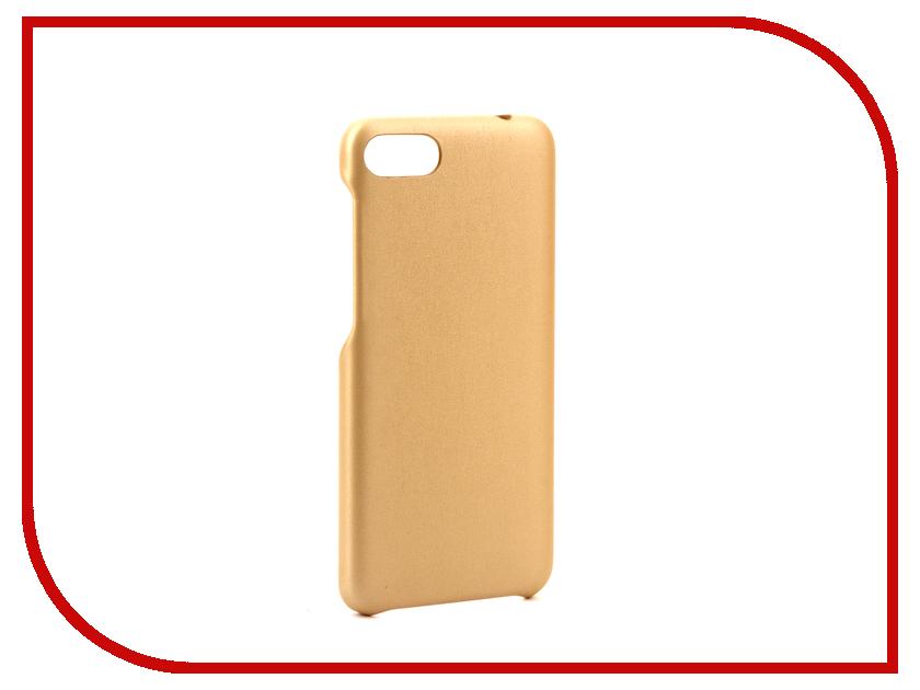 Аксессуар Чехол ASUS ZenFone 4 Max ZC520KL G-Case Slim Premium Gold GG-884 аксессуар чехол asus zenfone 2 ze500cl g case slim premium black gg 630