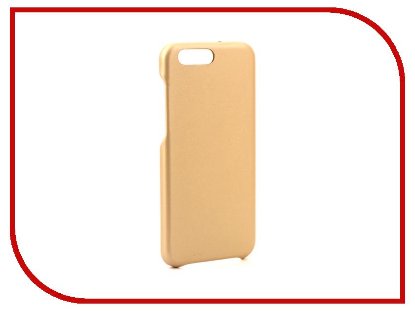 Аксессуар Чехол ASUS ZenFone 4 ZE554KL G-Case Slim Premium Gold GG-882 ze554kl 1a085ru