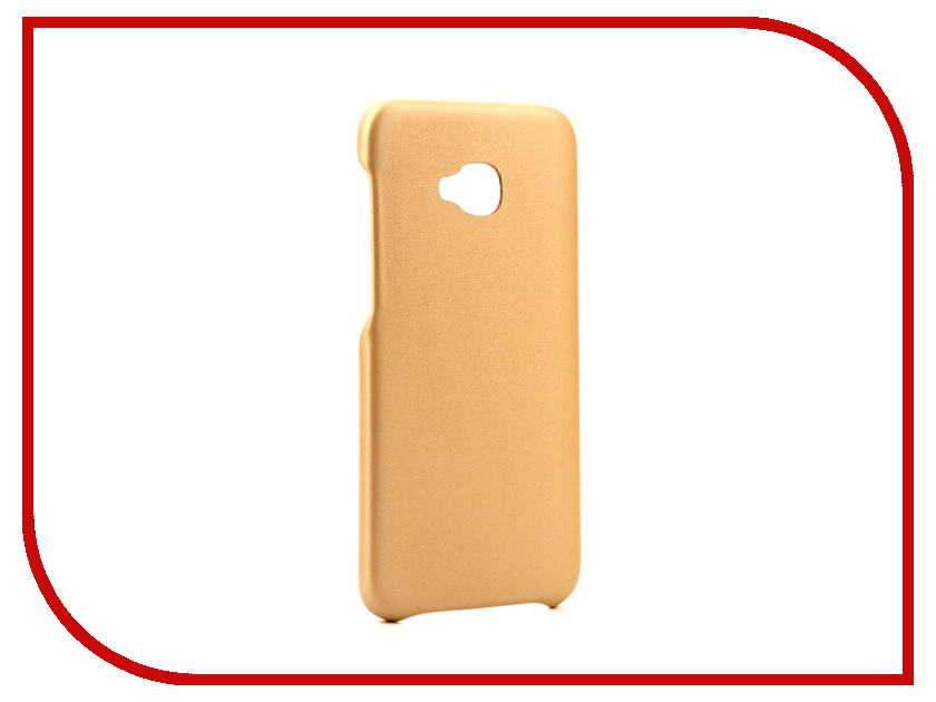 Аксессуар Чехол для ASUS ZenFone 4 Selfie Pro ZD552KL G-Case Slim Premium Gold GG-878 внешний аккумулятор asus zenpower abtu005 10050mah gold