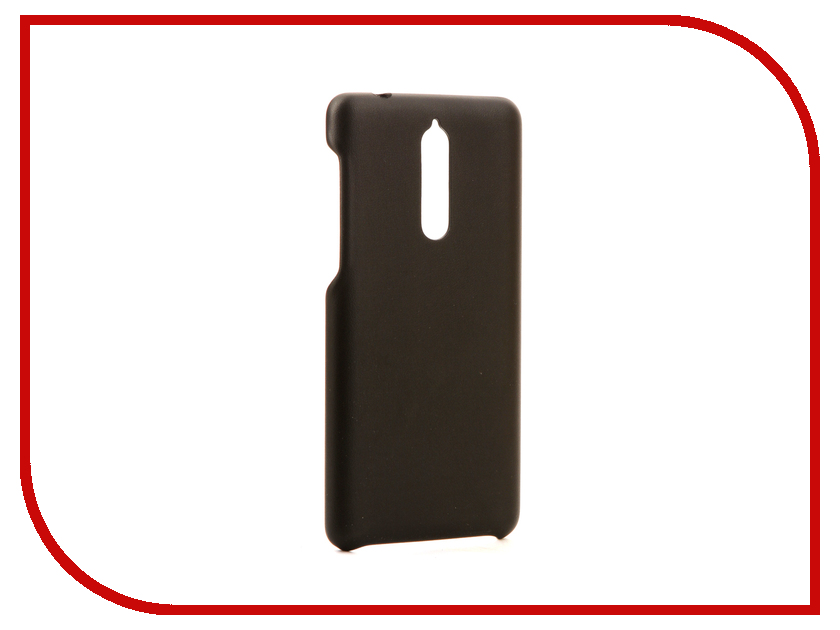Аксессуар Чехол для Nokia 8 G-Case Slim Premium Black GG-871 аксессуар чехол флип micromax e313 canvas xpress 2 gecko white gg f mice313 wh