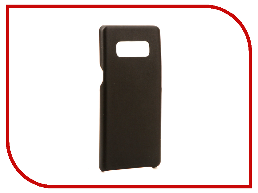 купить Аксессуар Чехол Samsung Galaxy Note 8 G-Case Slim Premium Black GG-867 недорого