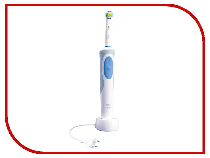 Зубная электрощетка Braun Oral-B Vitality 3D White Luxe D12.513W
