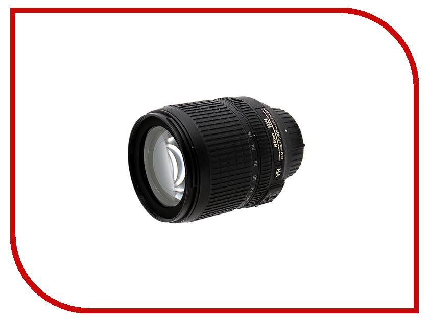 Объектив Nikon 18-105mm f/3.5-5.6G AF-S ED DX VR Nikkor профессиональная цифровая slr камера nikon d3300 18 140 18 105mm