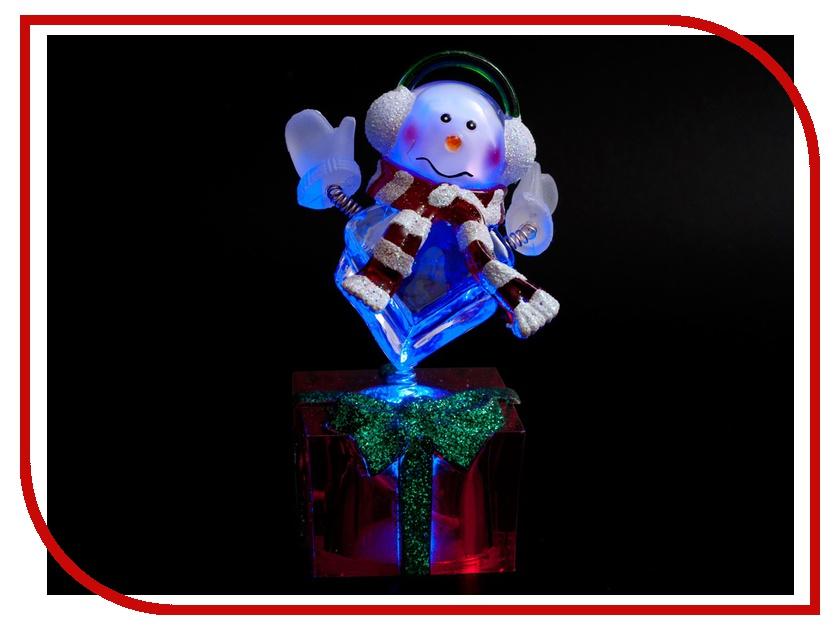 Новогодний сувенир Снеговик - меломан Orient NY6003<br>