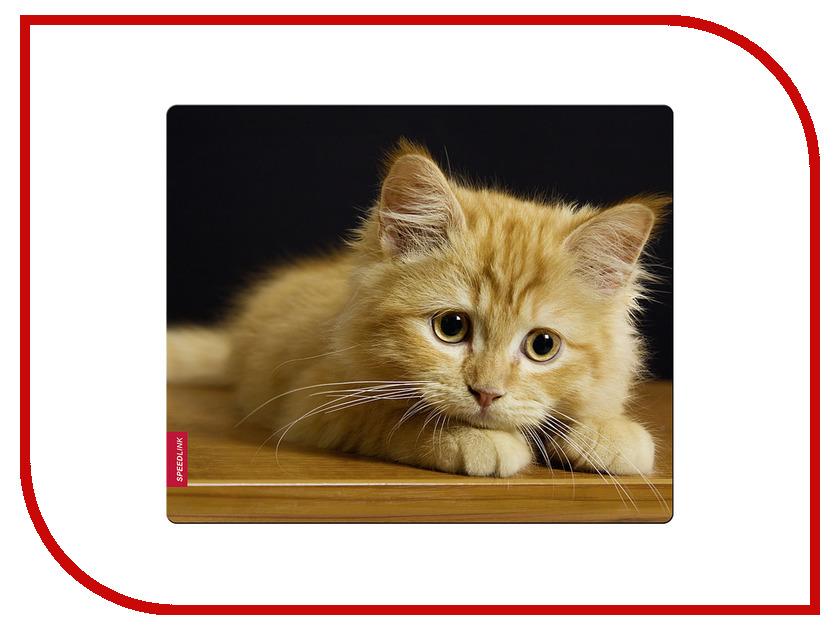 Коврик Speed-Link Silk Baby Cat SL-6242-P12 / SL-6242-CAT