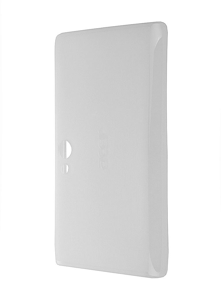 ��������� ����� Iconia Tab A100 Bumper Case Transparent LC.BAG0A.066