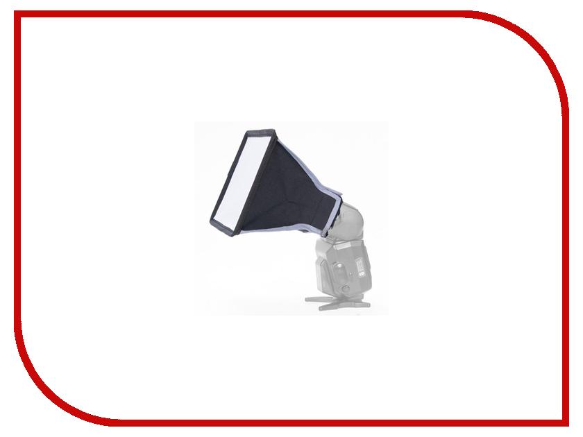 Софтбокс Raylab RPF-SB1014-S Silver для накамерной вспышки