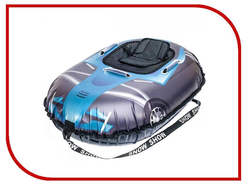 Тюбинг SnowShow Cars Bolid тюбинг small rider snow cars 3 bm blue 1387733