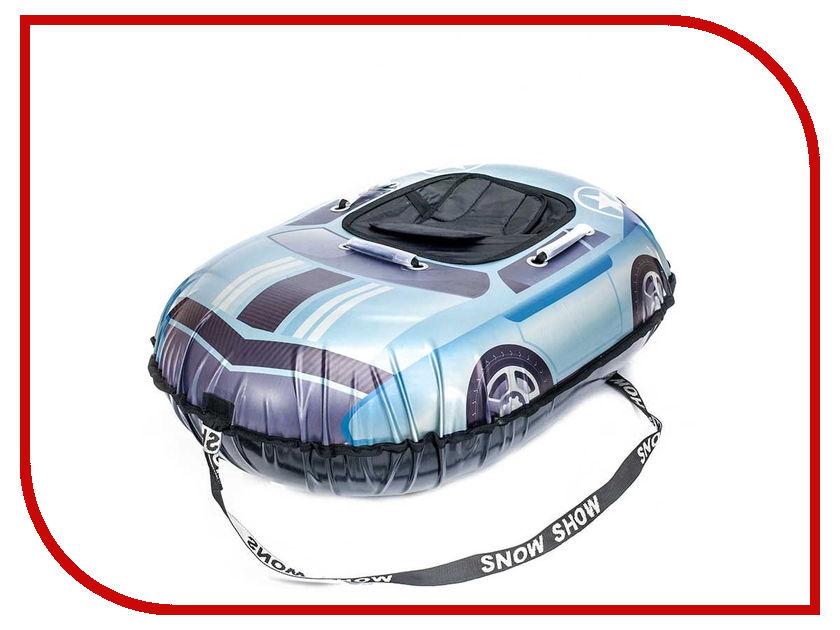 Тюбинг SnowShow Cars Stars тюбинг small rider snow cars 3 bm blue 1387733