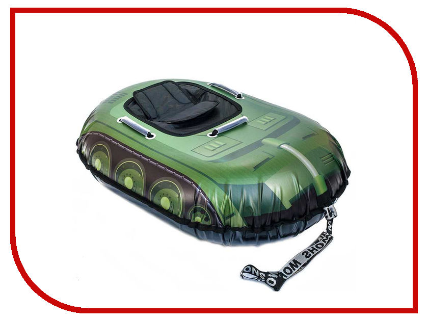 Тюбинг SnowShow Cars Tank тюбинг small rider snow cars 3 bm blue 1387733