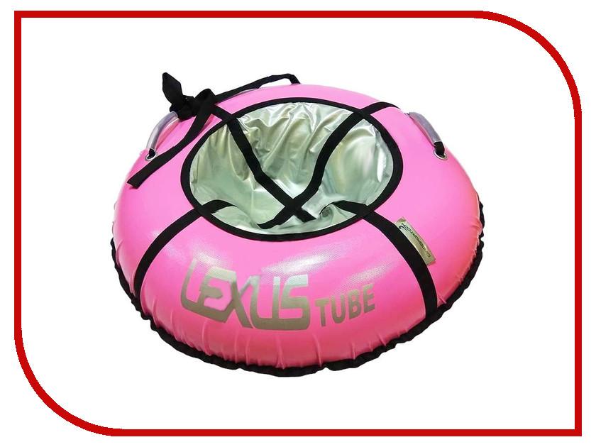 Тюбинг SnowShow Lexux-tube 105cm Pink 500w ceramic tube resistors 75k ohm wire wound fixed tube resistance